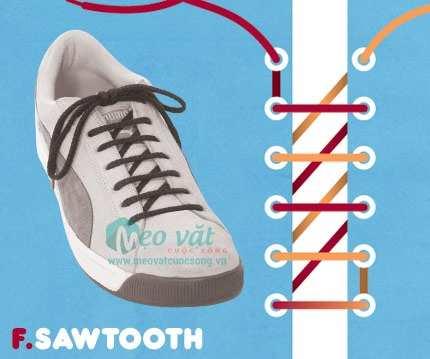 Mách bạn 29 cách cách buộc dây giày mới hiện đại 2020