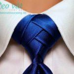 Hướng dẫn cách thắt cà vạt, cách thắt Caravat chuẩn đàn ông