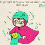 Nếu biết trước 10 mẹo vặt khi đi trời mưa thế này có phải đỡ khổ không