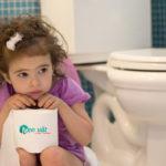 Chữa bệnh táo bón ở trẻ em vô cùng cẩn trọng