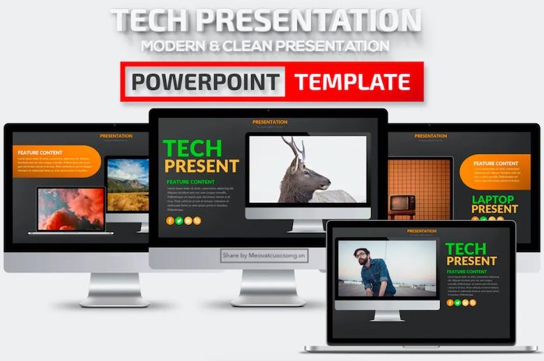Tech-Powerpoint-Presentation