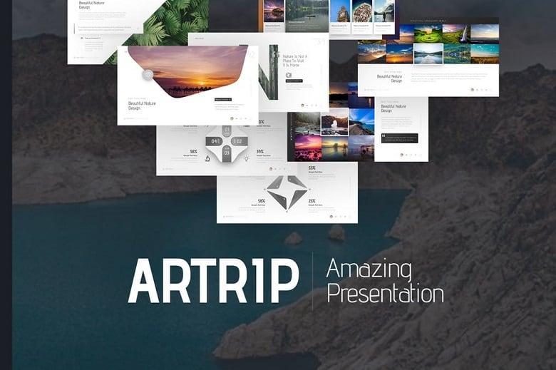 Artrip Amazing Presentation - tuyệt đẹp