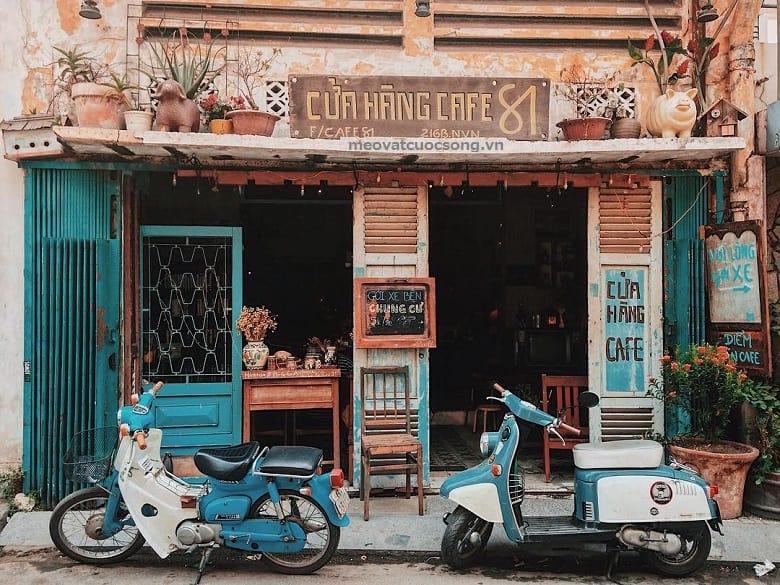 Cafe bạc xỉu Sài Gòn