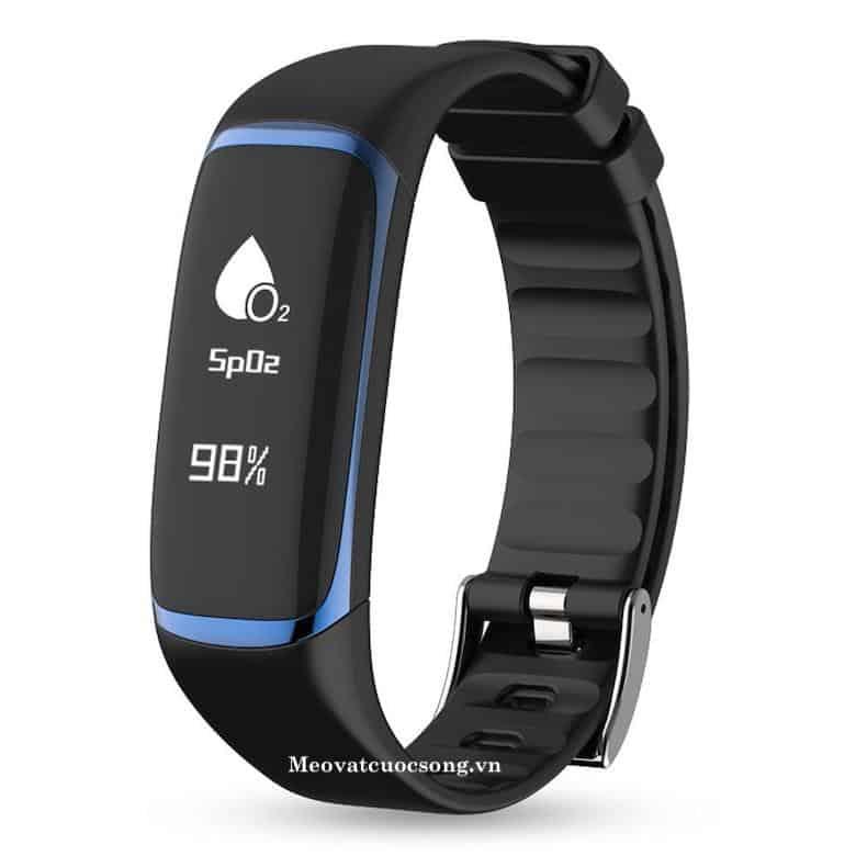 Vòng đeo tay thông minh đo chỉ số SpO2