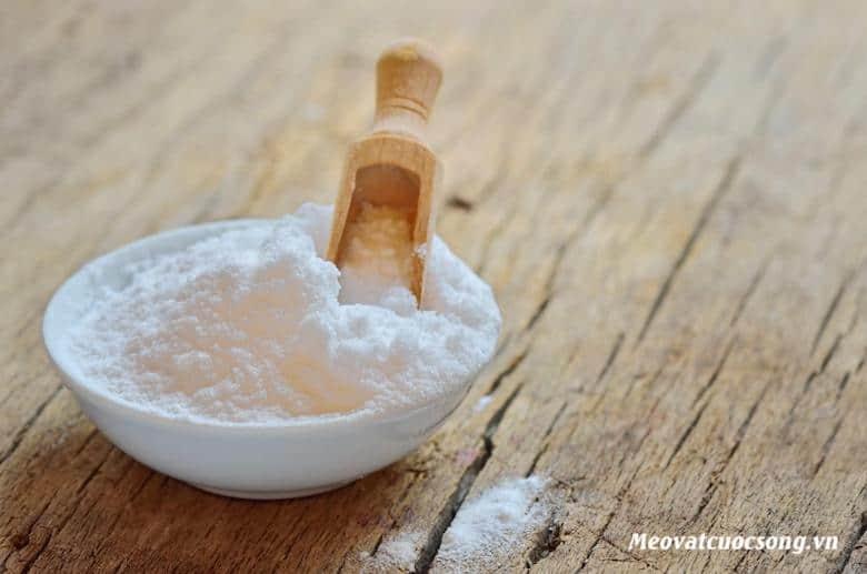 Bột Baking Soda trị mề đay hiệu quả
