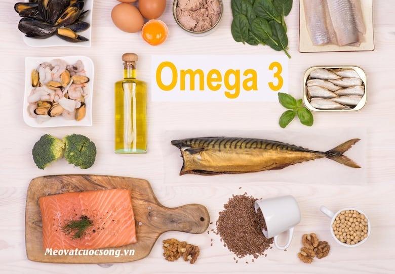 Omega-3 trị rám nắng hiệu quả