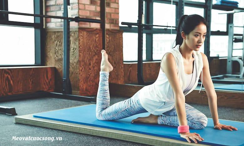 Tập thể dục thường xuyên giúp loại bỏ kim loại nặng