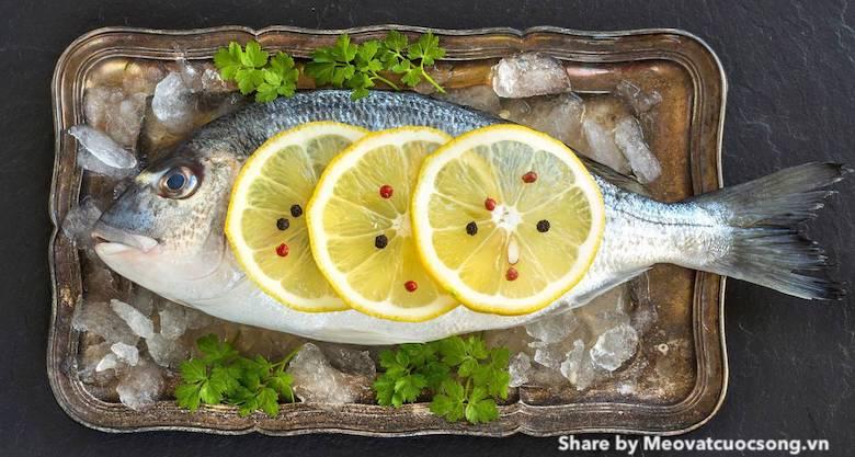 Mẹo vặt khử mùi tanh của cá hiệu quả