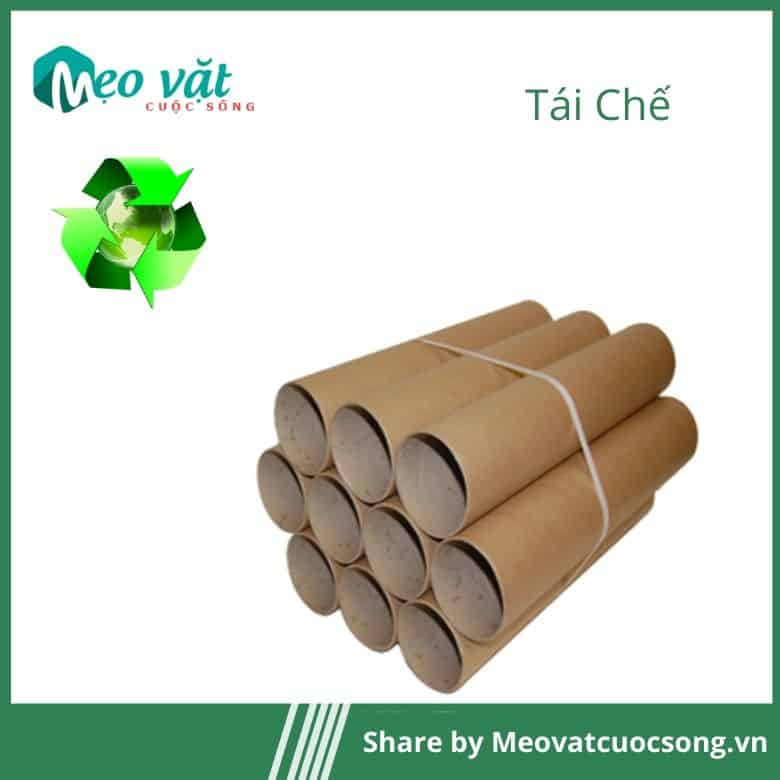 Tái chế lõi giấy vệ sinh