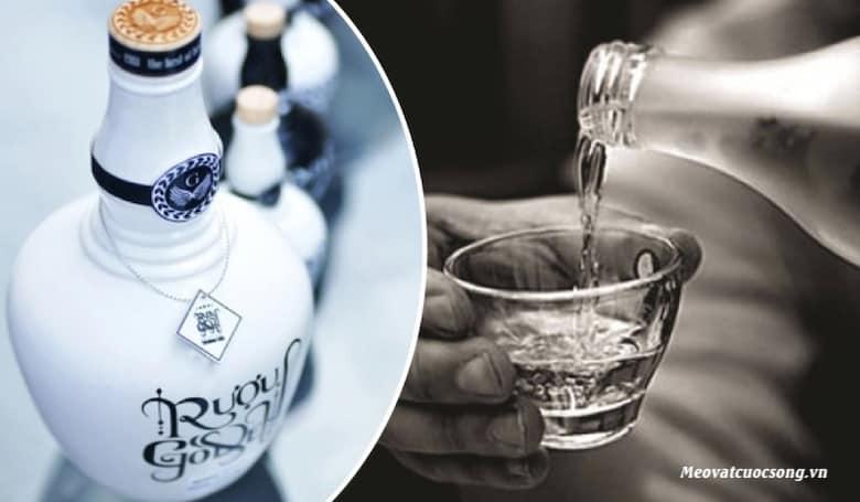 Bị tiêu chảy tránh uống rượu