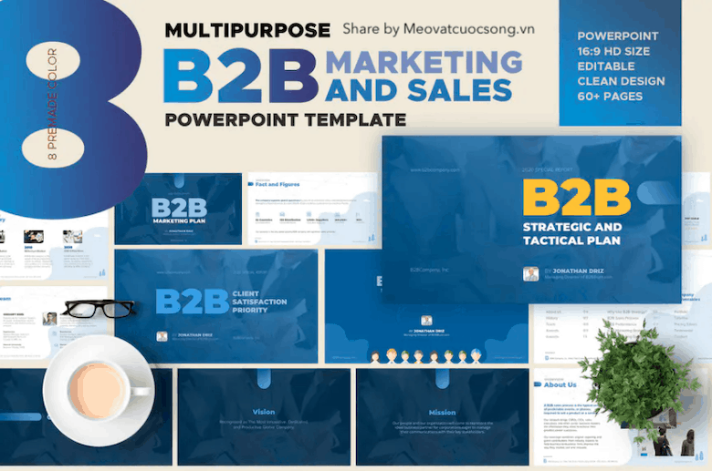 B2B-Marketing-and-Sales-Powerpoint