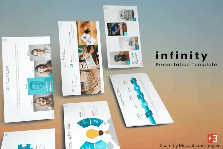 Infinity-Powerpoint-Template