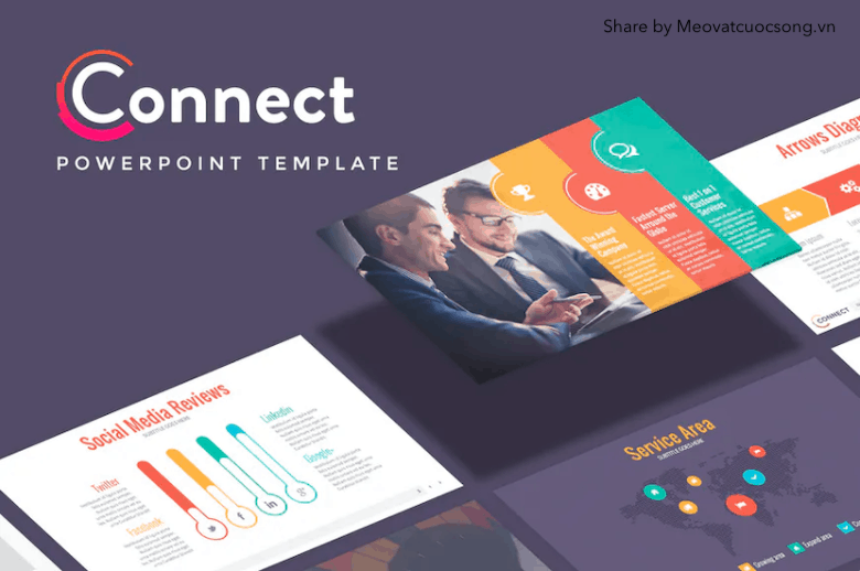 connect-marketing-powerpoint-template