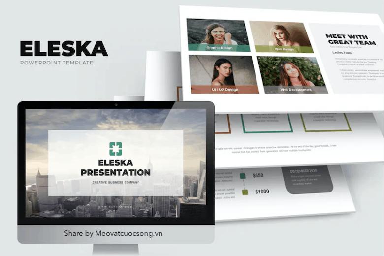 eleska-sales-marketing-pitch-powerpoint
