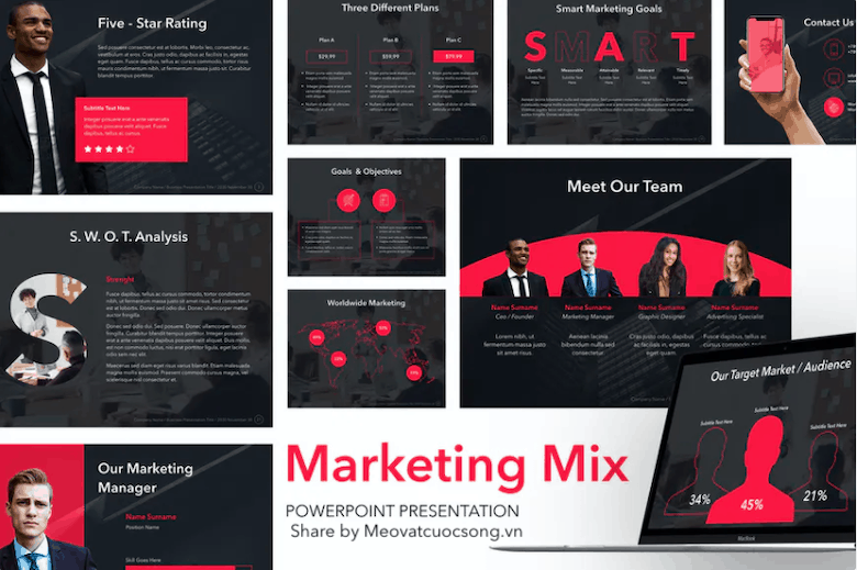 marketing-mix-powerpoint-template