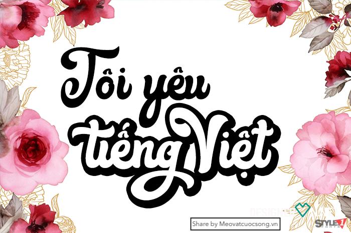 Download Bộ 379 Font SVN Việt Hóa Dành Cho Designer [Mới]